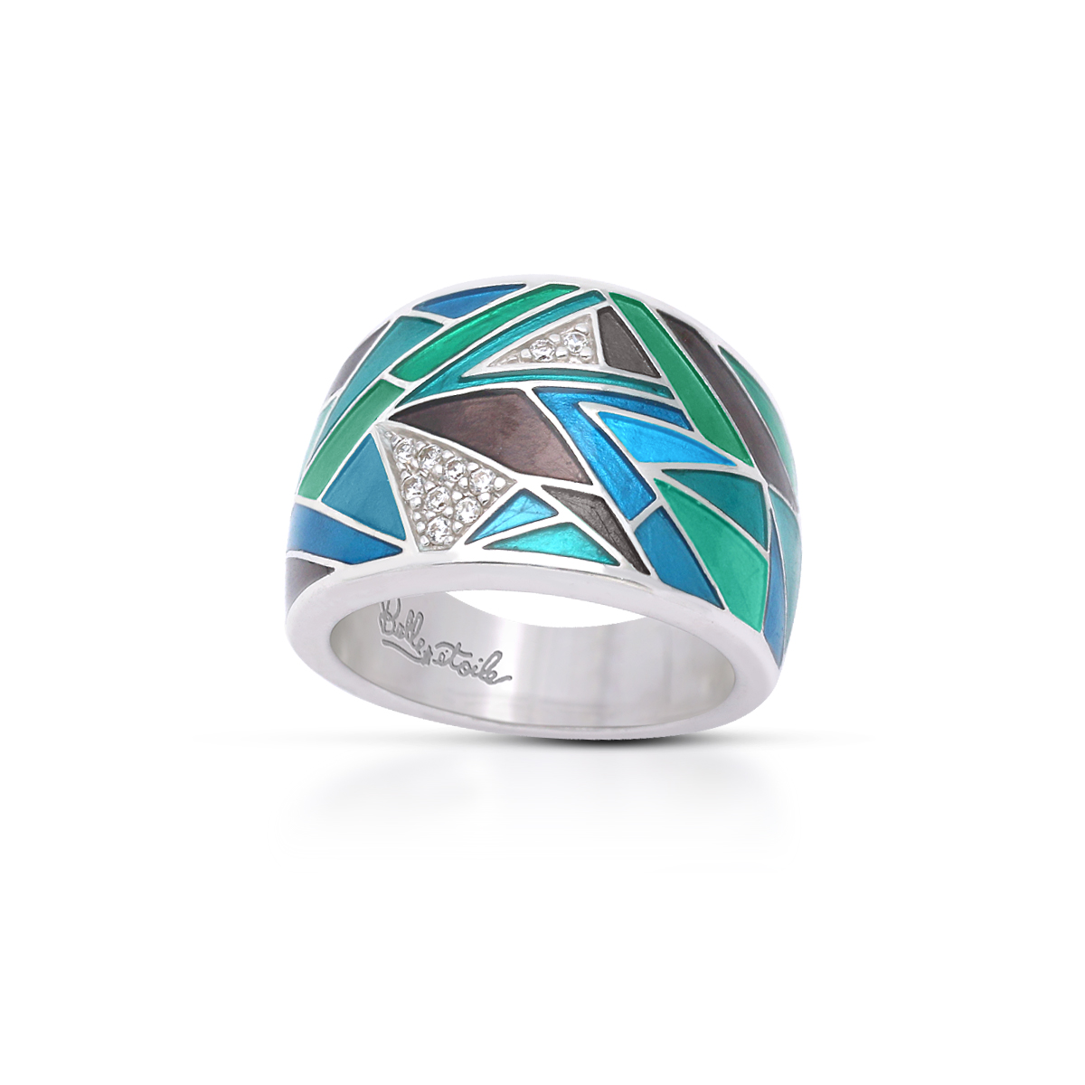 Belle Etoile - Chromatica_Blue_and_Teal_Ring_01022010201.jpg - brand name designer jewelry in Morgantown, West Virginia